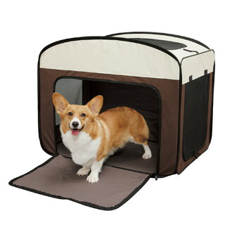 (pet article) folding soft cage OSC-800 (to the pet dog of the circle cage / cage / dog cage / pet cage / pet article / home / family / drive article)