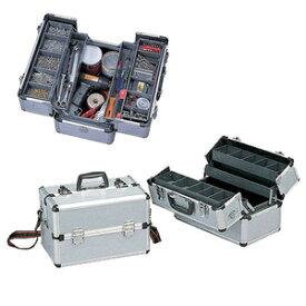 【送料無料】アルミケース AM-37WTキャリングバッグ 工具箱 【アイリスオーヤマ】