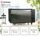 送料無料 電子レンジ フラットテーブル ミラーガラス IMB-FM18 アイリスオーヤマ【●2】