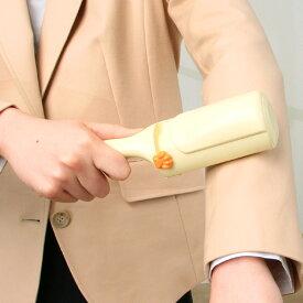 送料無料 抜け毛取りクリーナー KNC-H09 アイリスオーヤマ ハンディクリーナー ホコリ取り エチケットブラシ 縦型 ペット 毛取り 簡単 衣類 ほこり取りブラシ 髪の毛 新生活 一人暮らし 旅行 携帯 洋服ブラシ 花粉対策 埃取り