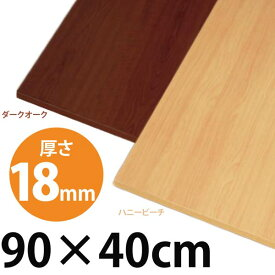 アイリスオーヤマ カラー化粧棚板 LBC-940 ハニービーチ・ダークオーク