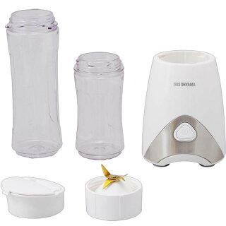 ボトルブレンダーIBB-600ホワイトアイリスオーヤマミキサー離乳食ジューサーブレンダーミキサーボトルミキサーブレンダーボトルミキサーボトルジューサー軽量持ち運び氷おしゃれシンプル