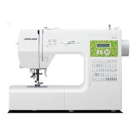 コンピューターミシン ジャガー JAGUAR送料無料 ミシン みしん 電動 家庭用ミシン 家庭 裁縫 刺繍 縫い物 家事 初心者 手作り 簡単 簡単操作 フットコントローラー 縫い模様70種類 ホワイト KC-320【D】
