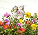 【NEW】【02P01Oct16】【全商品ポイントキャンペーン中】 S9243  カントリードール ピック 2本セット/オーナメント/置物/カントリー/ドール/カントリー/ガーデン雑貨/母の日/父の日