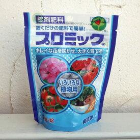 置肥:プロミック(いろいろな植物用)150g入り(12-12-12)