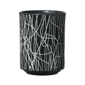 大堀相馬焼(おおぼりそうまやき) 松永窯 KACHI-UMA07 byナカダシロウ 二重湯呑み 110cc 陶器 焼き物 ギフト・プレゼントに