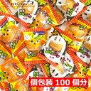 本州送料無料 ハロウィン プチ メロンパン 100個入り 個包装