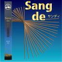 癒しのお香サンディ Sang de(ロング)ステックタイプマントラを唱えながら祈りを込めて作った世界に二つとないお香ARURA TIBETAN MEDICAL ...