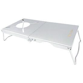 EnHike 遮熱テーブル 遮熱板テーブル SOTO ST-310 ST-330 レギュレーターストーブ FUSION フュージョン 遮熱板 シングルバーナー用 テーブル 折畳マルチタイプ 4種類バーナー対応 18-8ステンレス製 ミニマルワークトップ 軽量
