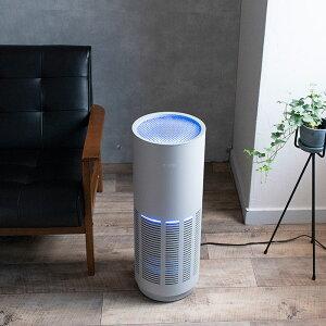 cado空気清浄機LEAF320iAP-C320iwi-fi対応グレーブラックコンパクトスリム