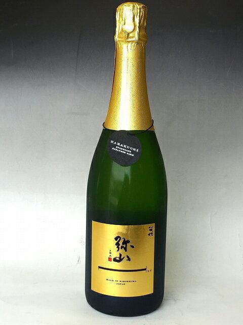 一代 弥山 スパークリング  750ml日本酒 廿日市 宮島 中国醸造