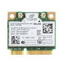 Intel Dual Band Wireless-AC 7260 802.11ac対応 最大リング867Mbps 2.4/5GHZ+ Bluetooth 4.0...