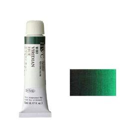 透明水彩絵具2号(5ml)W061 緑色 ビリジャンヒュー※モデルチェンジによりパッケージが異なる場合がございます。