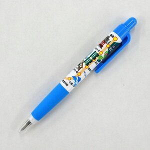 江ノ電ボールペン ブルー