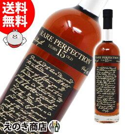 【送料無料】レア パーフェクション 15年 カスクストレングス 750ml カナディアン ウイスキー 洋酒 59.85度 並行輸入品
