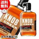 【送料無料】ノブ クリーク シングルバレル 750ml ウイスキー バーボン 60度 正規品