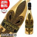 【送料無料】光るD.ROCK ゴールド ルミナス 750ml 白 高級シャンパン スパークリングワイン 12度 正規品 dロック ディ…