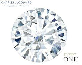 モアッサナイト Forever ONE 5.0mmラウンドブリリアント ルース(ダイヤモンド0.5ct カラー:D-F/ クラリティ:VS1-VS2 相当)ダイヤモンドに次ぐ硬度とダイヤモンドを超える輝きを放つ人工宝石であり、ダイヤモンドの代替宝石としておすすめ致します。
