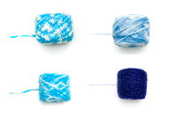イギリス製【LINTON/リントン】ファンシーヤーンツイード糸毛糸バラエティパック