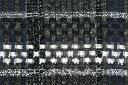 イギリス製【LINTON/リントン】シャネルツィードコットン・モヘア・ブレンドファンシーツィード20cm単位 生地・布