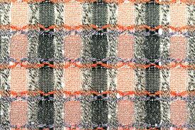 イギリス製【LINTON/リントン】シャネルツィードコットン・ウール・シルク・ブレンドファンシーツィード50cm単位 生地・布