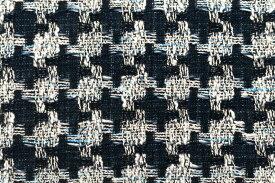 イギリス製 ツイード 輸入 生地【LINTON EXCLUSIVE LINE/リントン・エクスクルーシブ・ライン】シャネルツィードコットン・ウール・ブレンドファンシーツィード10cm単位 生地・布