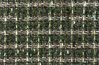 イギリス製ツイード輸入生地【LINTONEXCLUSIVELINE/リントン・エクスクルーシブ・ライン】シャネルツィードウール・コットン・シルク・ブレンドファンシーツィード50cm単位生地・布