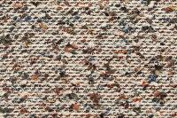 イギリス製ツイード輸入生地【LINTONEXCLUSIVELINE/リントン・エクスクルーシブ・ライン】シャネルツィードコットン・ウール・ブレンドファンシーツィード50cm単位生地・布