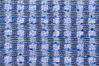 イギリス製ツイード輸入生地【LINTONEXCLUSIVELINE/リントン・エクスクルーシブ・ライン】シャネルツィードコットン・シルク・ブレンドファンシーツィード50cm単位生地・布
