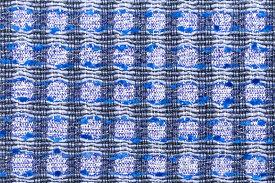 イギリス製 ツイード 輸入 生地【LINTON EXCLUSIVE LINE/リントン・エクスクルーシブ・ライン】シャネルツィードコットン・シルク・ブレンドファンシーツィード10cm単位 生地・布
