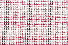 イギリス製 ツイード 輸入 生地【LINTON/リントン】シャネルツイードコットン・ブレンドファンシーツイード10cm単位