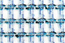 イギリス製 ツイード 輸入 生地【LINTON /リントン】シャネルツィードヴィスコース・コットンファンシーツィード10cm単位 生地・布