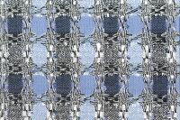 イギリス製ツイード輸入生地【LINTONEXCLUSIVELINE/リントン・エクスクルーシブ・ライン】シャネルツィードコットン・ブレンドファンシーツィード10cm単位生地・布