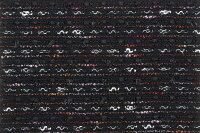 イギリス製ツイード輸入生地【LINTONEXCLUSIVELINE/リントン・エクスクルーシブ・ライン】シャネルツィードコットン・リネン・ブレンドファンシーツィード10cm単位生地・布