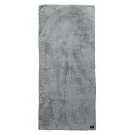 クイックシルバー QUIKSILVER BATH TOWEL SOLID  吸水速乾 バスタオル QTW201331 チャコール