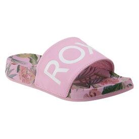ロキシー ROXY レディース シャワーサンダル SLIPPY PRINTED PLUS 【RSD211503】