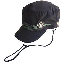 TAVARUA(タヴァルア)サーフキャップ・PREMIUM WORK CAP【TW1400A】ボタニカルブラック