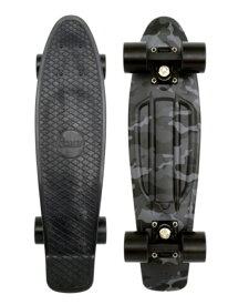 PENNY skateboard(ペニースケートボード)22inch BLACK KNIGHT CAMO