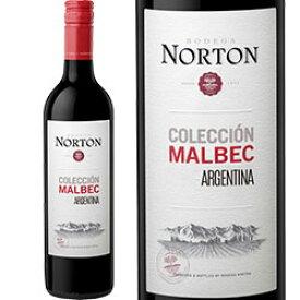 ワイン 赤ワイン 2018年 コレクシオン・マルベック (スクリューキャップ) / ボデガ・ノートン アルゼンチン 750m