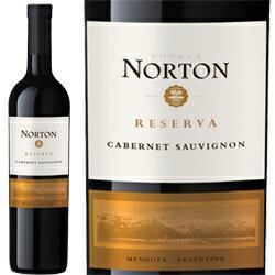 ワイン 赤ワイン 2014年 カベルネ・ソーヴィニヨン・レゼルヴァ / ボデガ・ノートン アルゼンチン / 750ml
