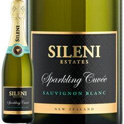 セラー・セレクション・スパークリング・ソーヴィニヨン・ブラン/シレーニ・エステートニュージーランド/750ml/発泡・白