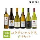 ワイン ワインセット コク旨シャルドネ6本セット WW11-2 [750ml x 6] 送料無料