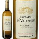 ワイン 白ワイン 2017年 ドメーヌ・ド・ヴィルマジュー・コルビエール・ブラン / ジェラール・ベルトラン フランス ラングドック・ルーション / 750ml