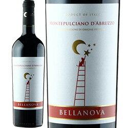 ワイン 赤ワイン 2014年 モンテプルチアーノ・ダブルッツォ / ベラノーヴァ イタリア アブルッツォ / 750ml