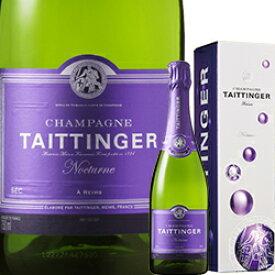 ワイン スパークリング シャンパン テタンジェ ノクターン [ボックス付] / テタンジェ フランス シャンパーニュ / 750ml / スパークリング