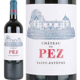 ワイン 赤ワイン 2017年 シャトー・ド・ペズ フランス ボルドー サン・テステフ 750ml