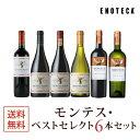 【6/18以降出荷】ワイン ワインセット モンテス・ベストセレクト6本セット MM6-2 [750ml x 6] 送料無料