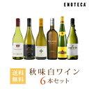 ワイン ワインセット 秋味白ワイン6本セット WW10-1 [750ml x 6]