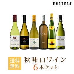 ワインワインセットベストセラー・ニューワールド白ワイン6本セットWW9-1[750mlx6]