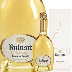 ワイン スパークリング シャンパン ルイナール ブラン・ド・ブラン [ボックス付] / ルイナール フランス シャンパーニュ / 750ml / スパークリング